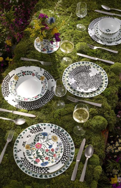 Rosenthal, une collection spéciale garden party